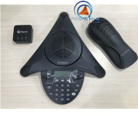 Điện thoại hội nghị Polycom soundstation 2 Duo non-exp with display