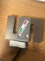 Load cell Pavone CS20 100KG