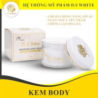 Kem Body DS White