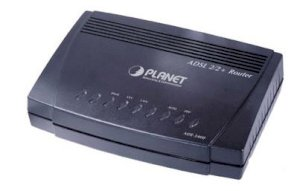 Planet ADE-3400 ADSL2/2+  router