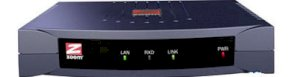ZOOM 5551 X4 ADSL modem router