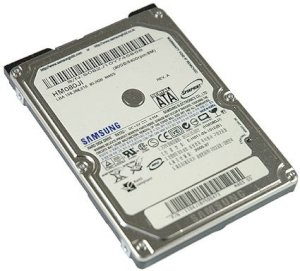 SamSung 80GB - 5400rpm 8MB cache - SATA - 2.5inch for Notebook