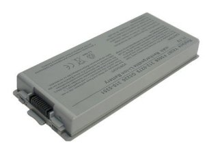 Pin Dell D810 (6 Cell, 6600mAh) (310-5351 312-0279 C5331 F5608 G5226 Y4367 )