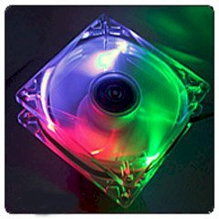 ThermalTake Thunder blade 80mm LED fan