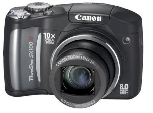 Canon PowerShot SX100 IS - Mỹ / Canada