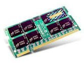 Transcend - DDRam - 512MB - Bus 333 MHz - PC 2700 for notebook