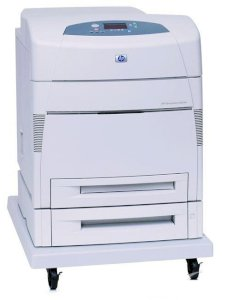 HP Color LaserJet 5550dtn