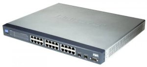LINKSYS SRW2024  Management SWITCH 24 Port GIGABIT 10/100/1000Base-T