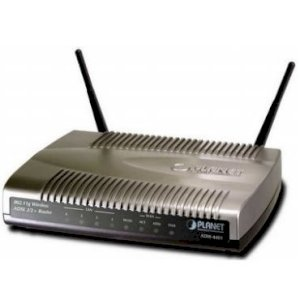 Planet ADW-4401A 802.11g Wireless ADSL 2/2+ Router