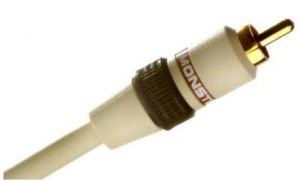 Monster Bass 100 (MB100 SW-12 ) Subwoofer Cable