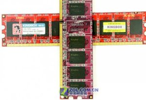 Kingbox - DDR2 - 512MB - bus 667MHz - PC2 5300