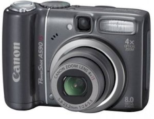 Canon PowerShot A590 IS - Mỹ / Canada