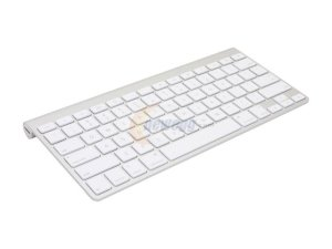 Apple Wireless Ultra-Thin Keyboard (Bluetooth) MB167LL/A