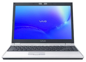 Sony Vaio VGN-SZ43GN/B (Intel Core 2 Duo T5500 1.66GHz, 1GB RAM, 80GB HDD, VGA NVIDIA GeForce Go 7400, 13.3 inch, Windows Vista Business)