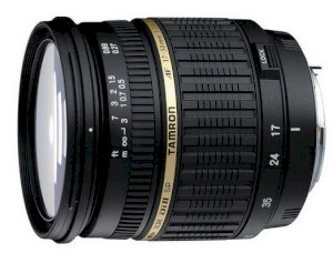 Lens Tamron SP AF 17-50mm F2.8 XR Di II (Built-In Motor , Nikon D40/D40x/D60 use)