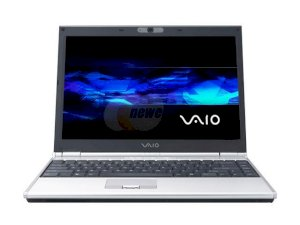 Sony Vaio VGN-SZ440N01 (Intel Core 2 Duo T5500 1.66GHz, 1GB RAM, 60GB HDD, VGA NVIDIA GeForce Go 7400/ Intel GMA 950, 13.3 inch, Windows Vista Business)