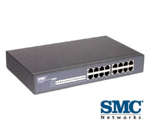 SMC TigerSwitch SMC-EZ1016DT
