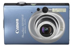 Canon PowerShot SD1100 IS (IXUS 80 IS / IXY DIGITAL 20 IS) - Mỹ / Canada