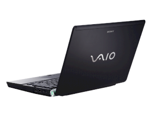 Sony Vaio VGN-SR190NAB (Intel Core 2 Duo P8400 2.26GHz, 1GB RAM, 120GB HDD, VGA Intel GMA 4500MHD, 13.3 inch, Windows Vista Business)