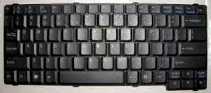 Keyboard Toshiba Satellite L100, L20, L10, L30 Series; A100; A105; M100; M105