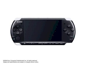 Sony PlayStation Portable (PSP) 3000 PB (Piano Black)