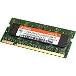 Hynix - DDRam2 - 1GB - Bus 800MHz - PC2 6400 For Laptop