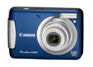Canon PowerShot A480 - Mỹ / Canada