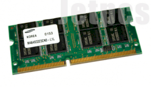 SAMSUNG - SDRam - 256MB - Bus 133MHz For Notebook