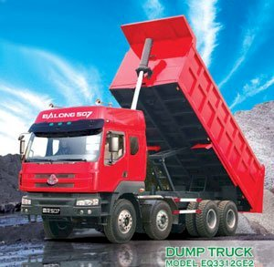DONGFENG  EQ3312GE2