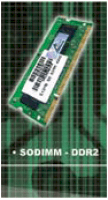 VISIPRO - DDRam2 - 2GB - Bus 800 - PC 6400