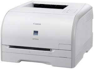 Canon Color Laser Printer LBP5050