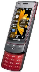Samsung S8300 UltraTOUCH Red