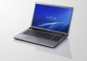 Sony Vaio VGN-AW21XY/Q (Intel Core 2 Duo T9800 2.93GHz, 4GB RAM, 628GB HDD, VGA NVIDIA GeForce 9600M GT, 18.4 inch, Windows Vista Ultimate)