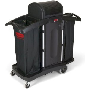 HOUSEKEEPING SERVICE TROLLEY 9T78