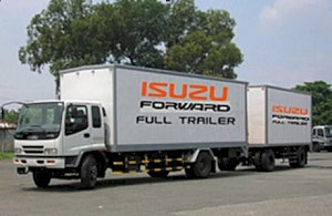 ISUZU NMR 85H TURBO – EURO II