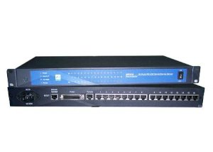 3ONEDATA NP315A 16 ports RS232 to Ethernet server