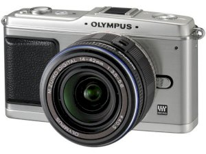 Olympus Pen E-P1 (M. ZUIKO DIGITAL ED14-42mm F3.5-5.6) Lens Kit