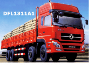 Xe Tải chassis DFL1311A