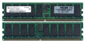 HP - DDRam2 - 4GB(2x2GB) - Bus 667Mhz - PC 5300 (PCMS244268 )