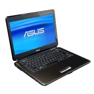 Asus K40IJ-VX007L (Intel Core 2 Duo T6400 2.0Ghz, 2GB RAM, 160GB HDD, VGA Intel GMA 4500MHD, 14 inch LED, Linux)