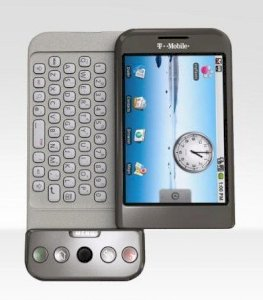 T-Mobile G1 Brown