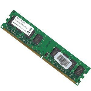 NCP - DDR2 - 2GB - bus 800MHz - PC2 6400