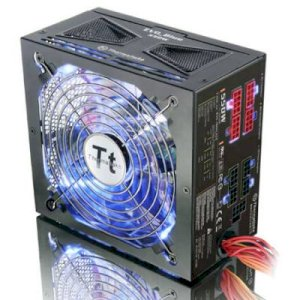 Thermaltake EVO Blue 550W PSU - W0306RE