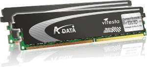 Adata Vitesta G series - DDR3 - 4GB (2x2GB) - bus 1333MHz - PC3 10666 kit