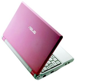 ASUS Eee PC4G-PI003 Netbook Surf Pink (Intel Celeron M ULV 353 900MHz, 512MB RAM, 4GB HDD, VGA Intel GMA 900, 7 inch, Linux)