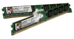 Kingston - DDR2 - 2GB - bus 800MHz - PC2 6400 - Tray
