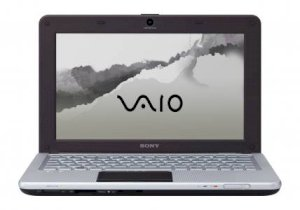 Sony Vaio VPC-W111XX/T Netbook (Intel Atom N280 1.66GHz, 1GB RAM, 160GB HDD, VGA Intel GMA 950, 10.1 inch, Windows XP Home)