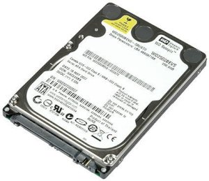 Western Digital 250Gb - 5400rpm - 8MB Cache - SATA
