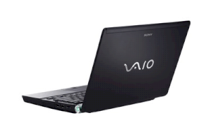 Sony Vaio VGN-SR590GPB (Intel Core 2 Duo T9600 2.8GHz, 4GB RAM, 500GB HDD, VGA ATI Radeon HD 4570, 13.3 inch, Windows 7 Professional)