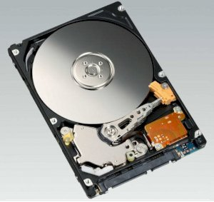Fufitsu 40GB - 5400 rpm - 8MB cache - SATA - MHY2040BS (for laptop)